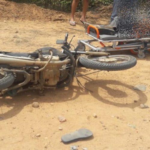 Falece vítima de acidente ocorrido na manhã de hoje em Padre Marcos