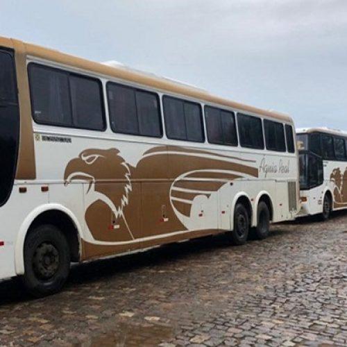 Três ônibus clandestinos são apreendidos trazendo 122 passageiros de São Paulo ao Piauí