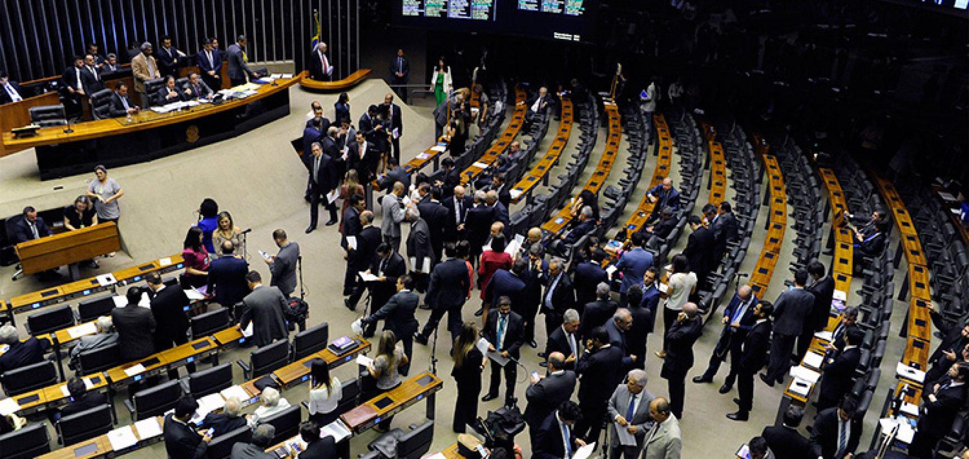 Câmara acaba com auxílio de R$ 33 mil para despesas com mudança de deputados reeleitos