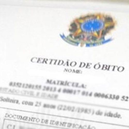 Cartórios no Piauí registram 247 mortes por doenças respiratórias em 44 dias