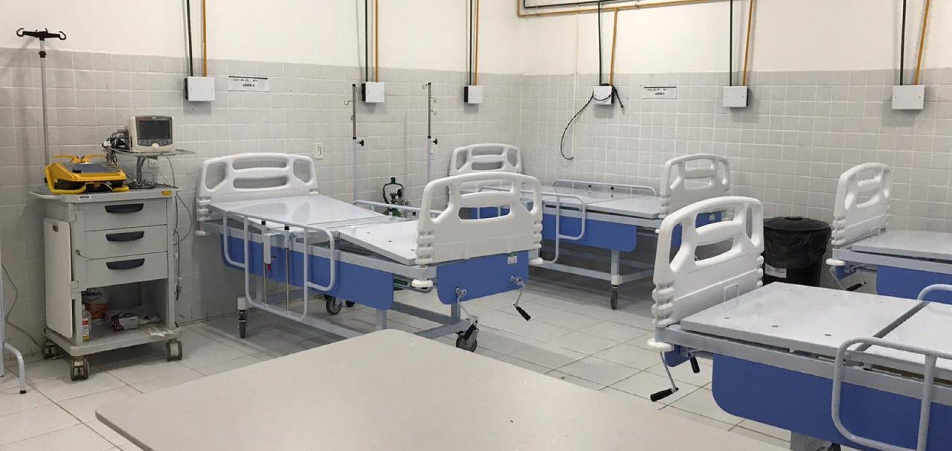 PICOS | CIEM está pronto para sediar ambulatório da Covid-19