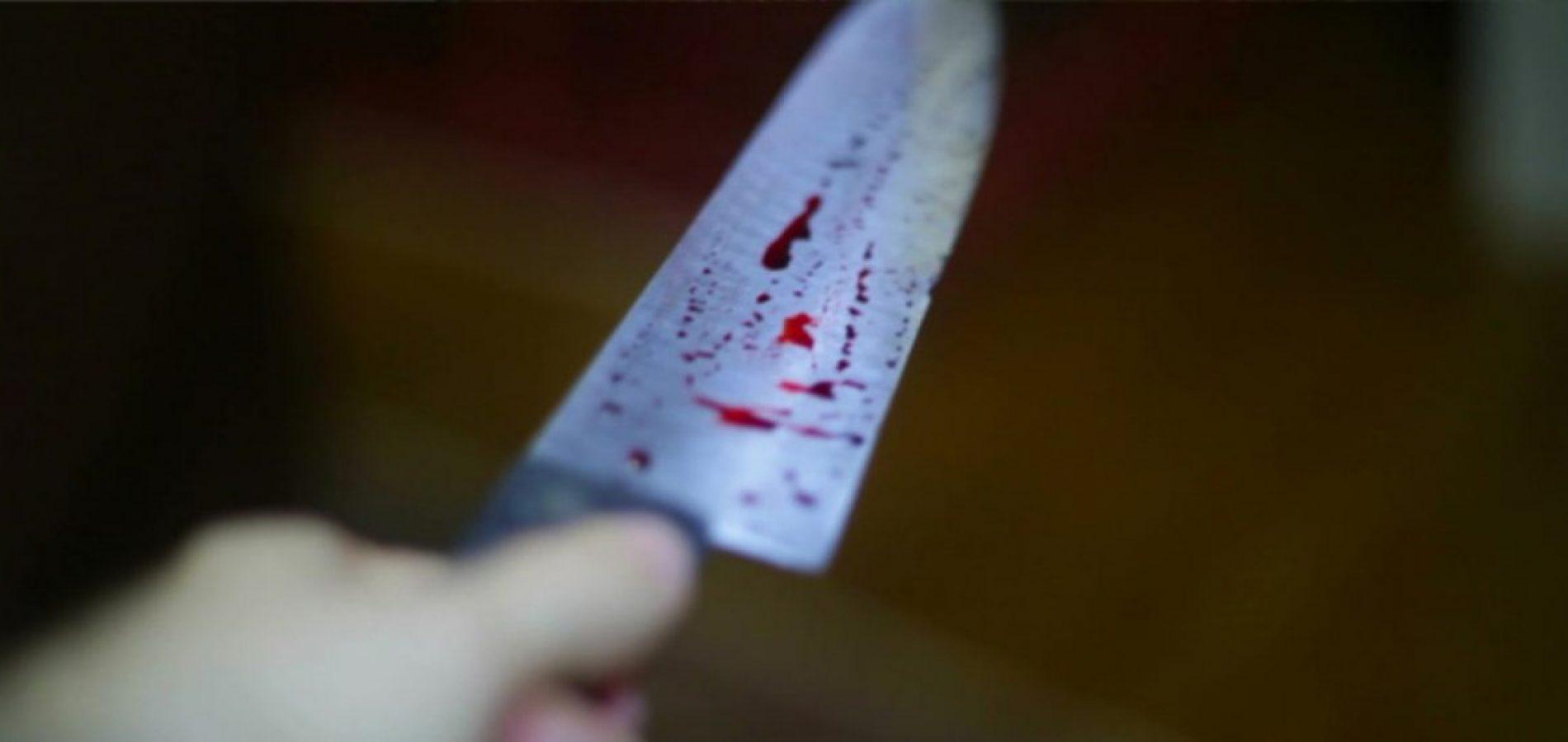 PICOS | Homem tenta matar irmão a facada por não gostar de conselho sobre bebedeira