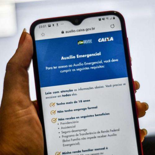 Caixa lança site e app para solicitação do auxílio de R$ 600; confira!