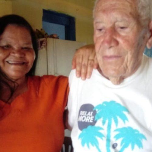 São José do Piauí: Idoso de 93 anos diagnosticado com coronavírus está curado