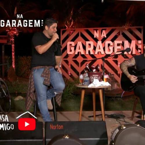 Live de Jorge e Mateus tem sofrência, nostalgia e bate 3 milhões de fãs