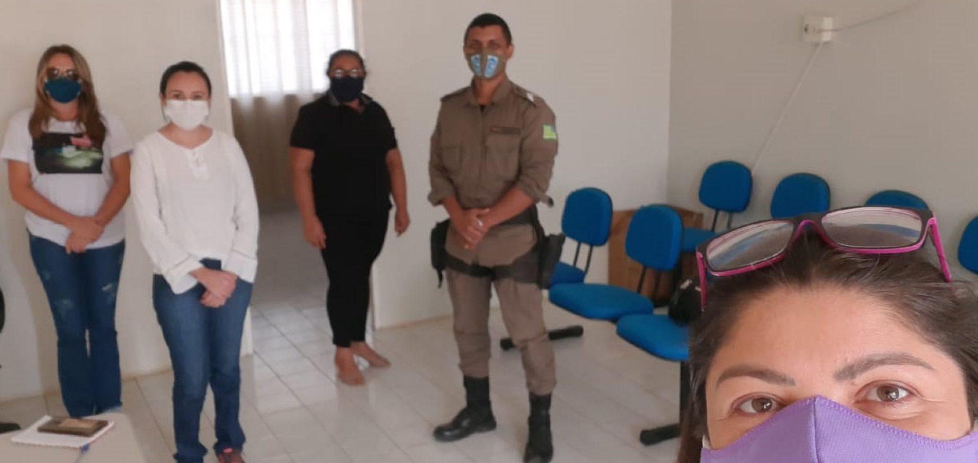 Vigilância Sanitária de Alagoinha do Piauí vai atuar 24 horas no combate ao coronavírus