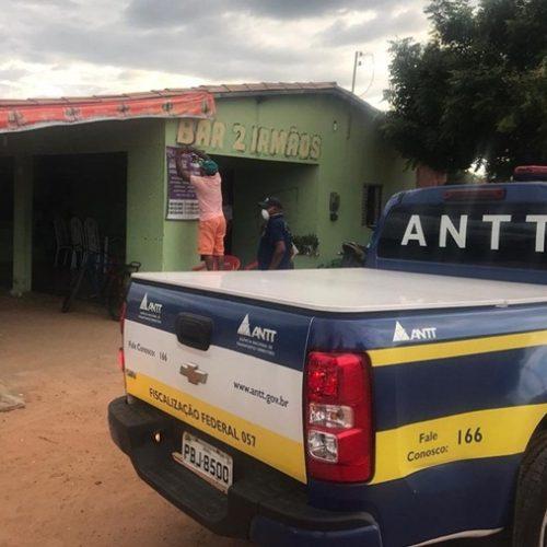 ANTT fecha pontos clandestinos de venda de passagens rodoviárias no Piauí