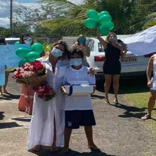 Prefeito com Covid-19 recebe amigos para aniversário da namorada durante isolamento no Piauí