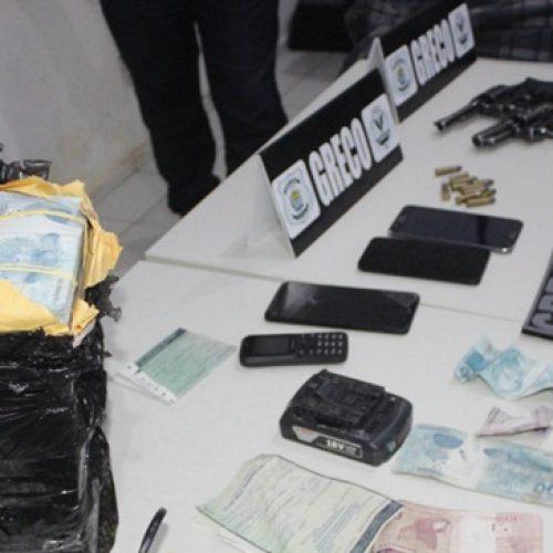 Greco abre inquérito para investigar motorista e funcionário de prefeitura no PI flagrados com R$ 379 mil