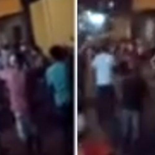 Facção criminosa faz festa para comemorar aniversário de integrante no Piauí