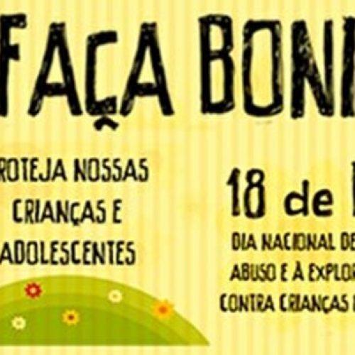 CRAS e Conselho Tutelar de Santana destacam importância do 18 de maio