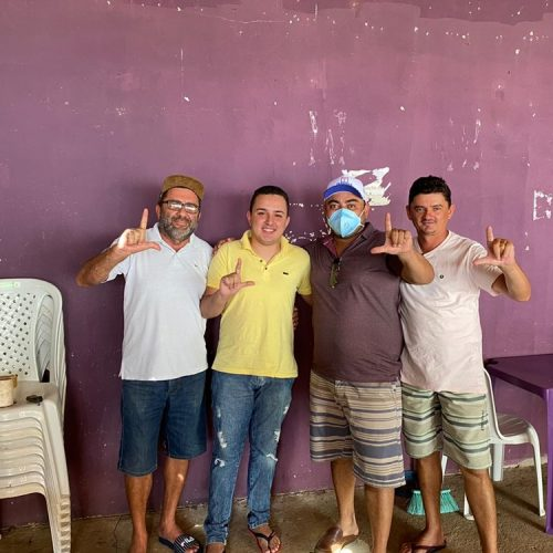 Pré-candidato deixa oposição e adere ao grupo do prefeito Márcio Alencar em Alegrete