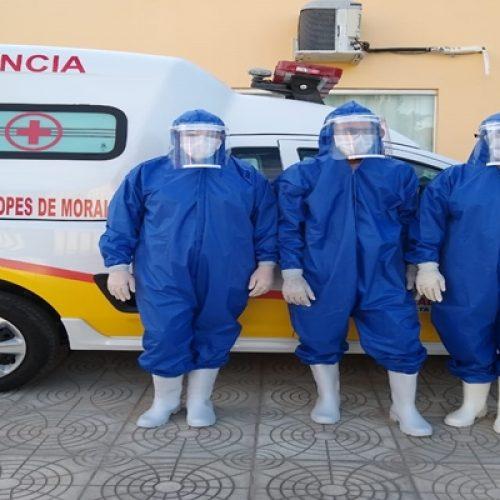 Prefeitura de Curral Novo do Piauí faz aquisição de novos EPI's para profissionais da saúde