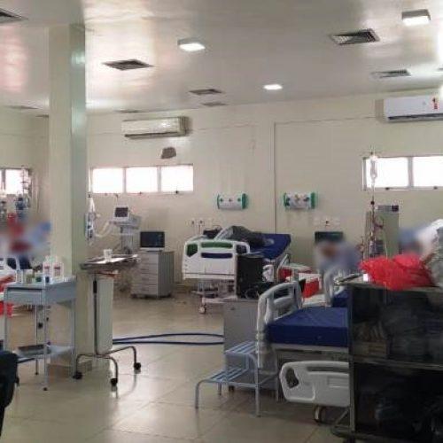 Sete pessoas seguem internadas na área Covid do Hospital de Picos
