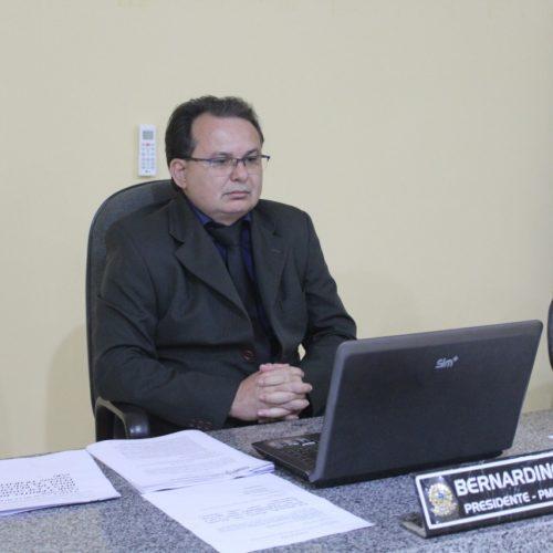 Em meio a pandemia, Câmara de Belém do Piauí realiza sessão ordinária virtual