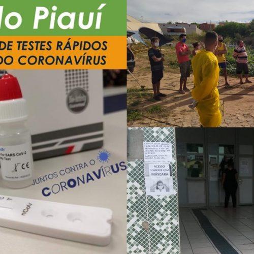 Saúde de Patos do Piauí intensifica ações de prevenção a covid-19