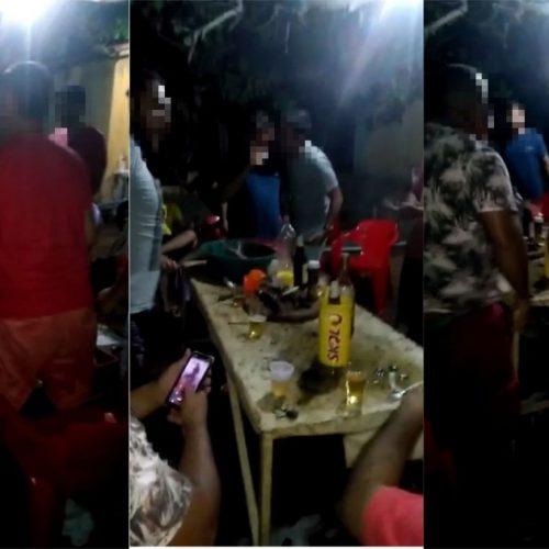 Polícia investiga churrasco no Piauí que gerou aglomeração na quarentena