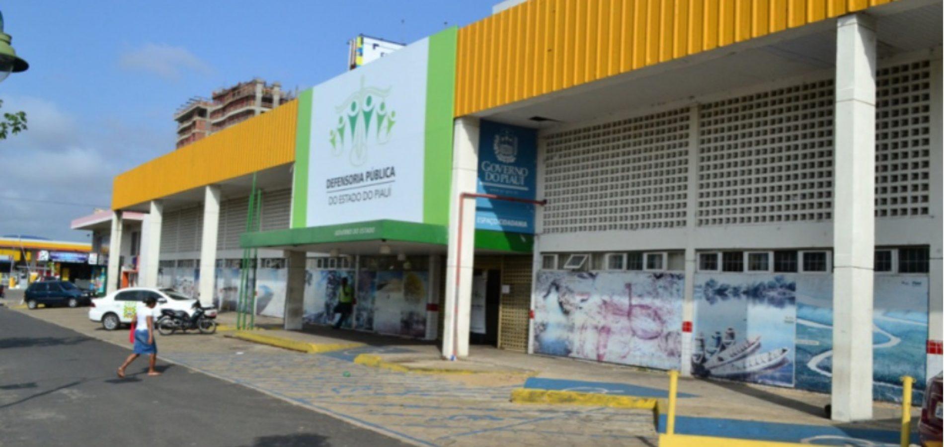 Defensoria Pública do Piauí ingressa com 180 petições relativas a violência doméstica