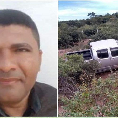 Empresário morre após ser sacado de veículo durante acidente no PI