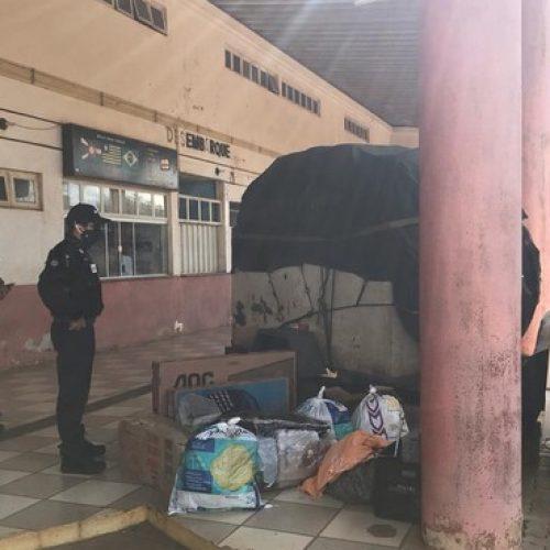 No Piauí, ANTT flagra 14 pessoas em van clandestina que seguia de SP para o CE