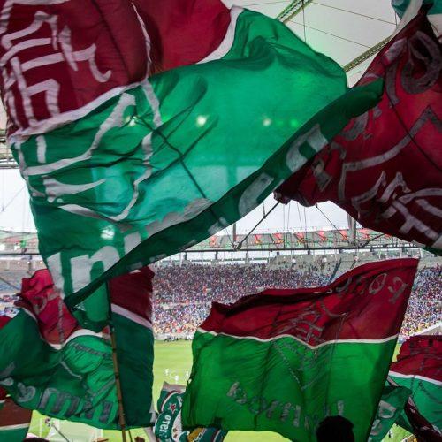 Fluminense vende ingressos virtuais para reprise do título brasileiro