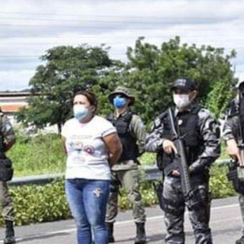 """""""Esse vírus não escolhe cultura, raça e cor"""", diz fiscal que está há 50 dias em barreira sanitária na cidade de Fronteiras"""
