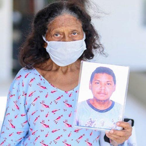 Mãe pede ajuda para encontrar o filho desaparecido há 13 dias no Piauí