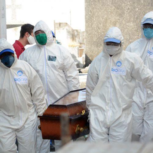 Brasil ultrapassa meio milhão de casos e 29 mil mortes por Covid-19