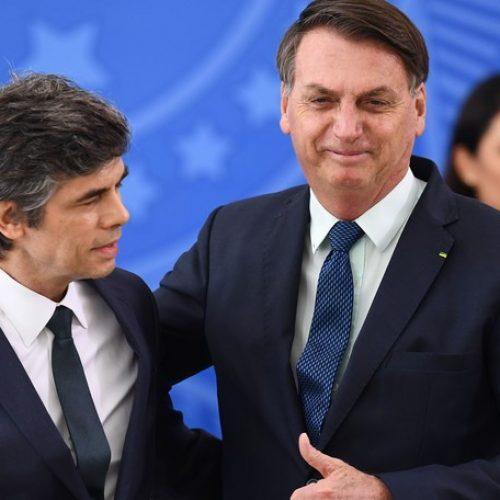 Para Planalto, Teich não aguentou 'pressão' de Bolsonaro pela defesa da cloroquina