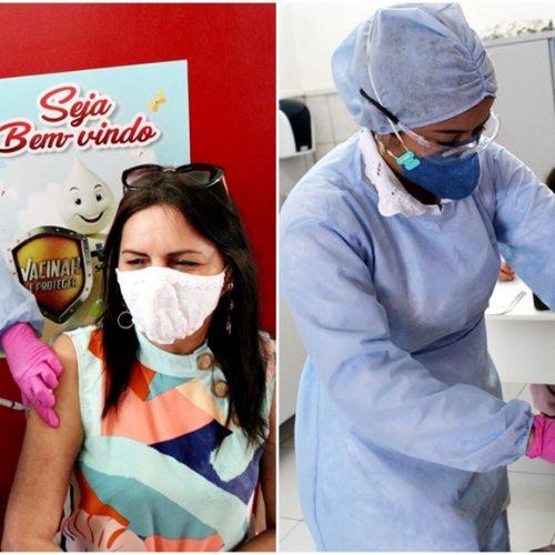 Saúde de Alegrete do Piauí inicia 3ª fase da Campanha de Vacinação contra Gripe