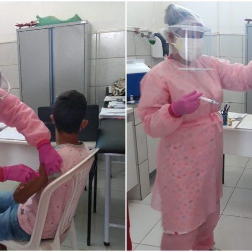 Saúde de Alegrete do Piauí intensifica Campanha de Vacinação contra Gripe