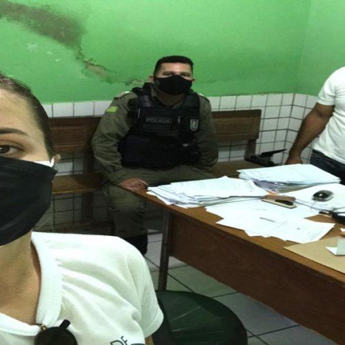 Membros do Comitê de Combate à Covid-19 de Francisco Macedo discutem rigidez de medidas preventivas