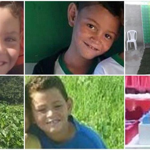 Família de criança que morreu a tiros em Fronteiras pede ajuda para custeios do funeral. Ajude!