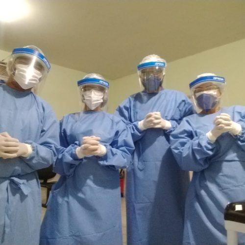 No Piauí, 362 profissionais de saúde foram contaminados por Covid-19