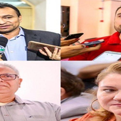 Secretários anunciam saída dos cargos para concorrerem a Prefeitura de Teresina