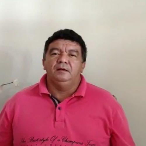 CAMPO GRANDE   Em vídeo, secretário de Administração confirma que está com coronavírus