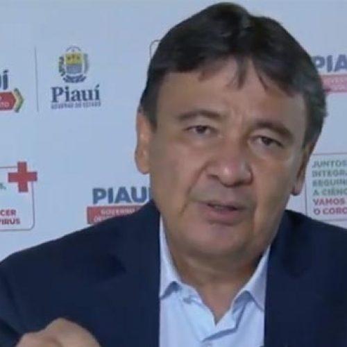 Governador anuncia prorrogação da quarentena no Piauí até 21 de maio