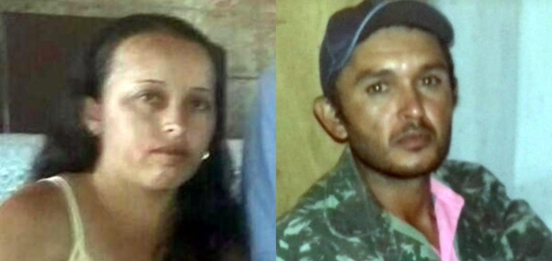 Mulher é morta asfixiada pelo marido no Piauí e corpo é encontrado pelo filho