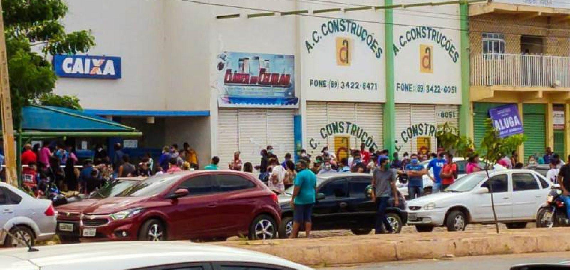 Picos bate recorde e registra 81 novos casos de coronavírus em 24 horas; 40 pessoas recuperadas