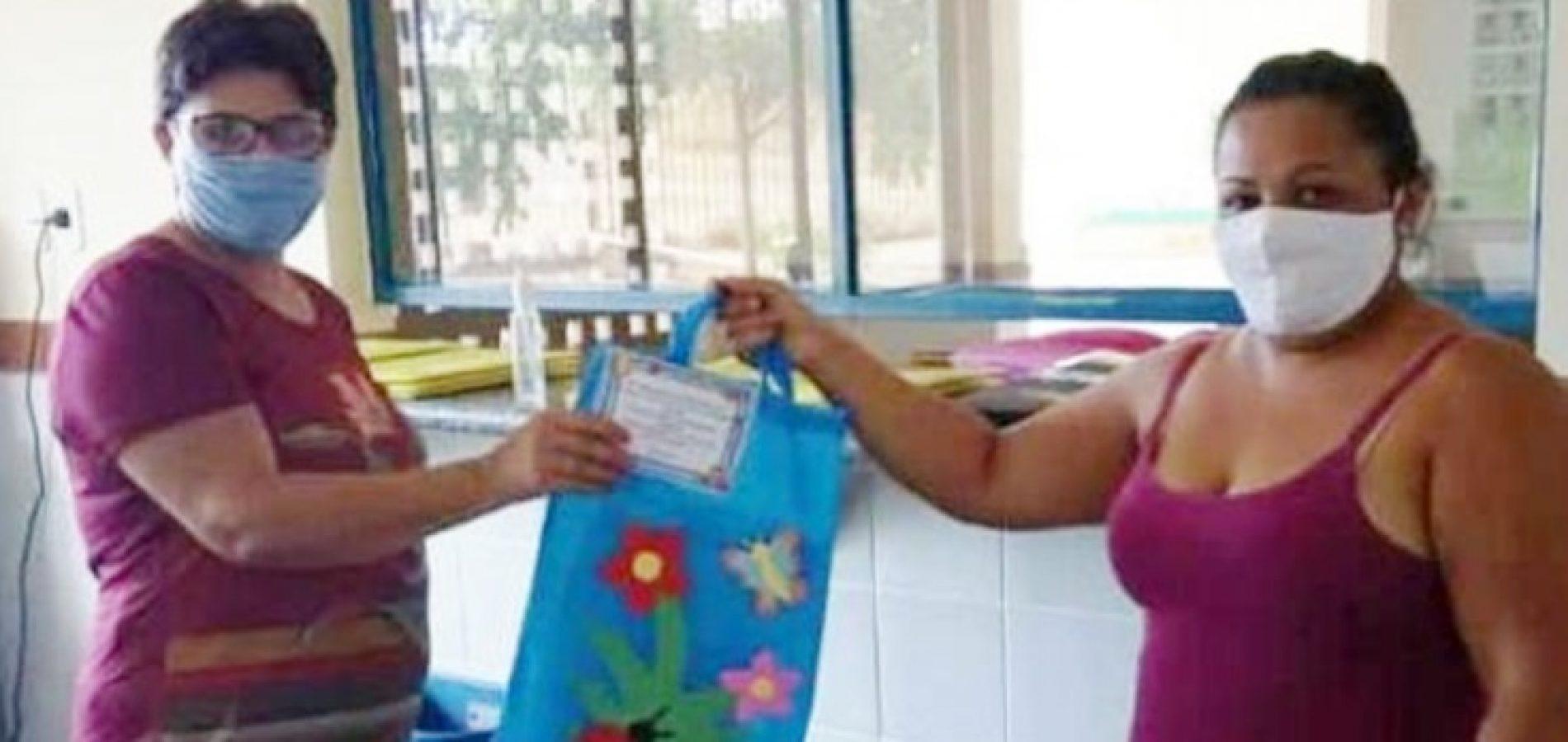 Secretaria de Educação de Caldeirão Grande do Piauí retoma aulas de forma remota