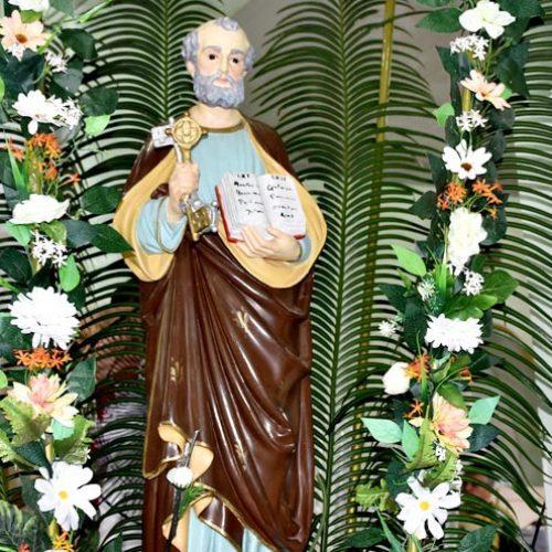 SANTANA | Fiéis lamentam a não realização presencial dos festejos de São Pedro; missa on-line acontece hoje