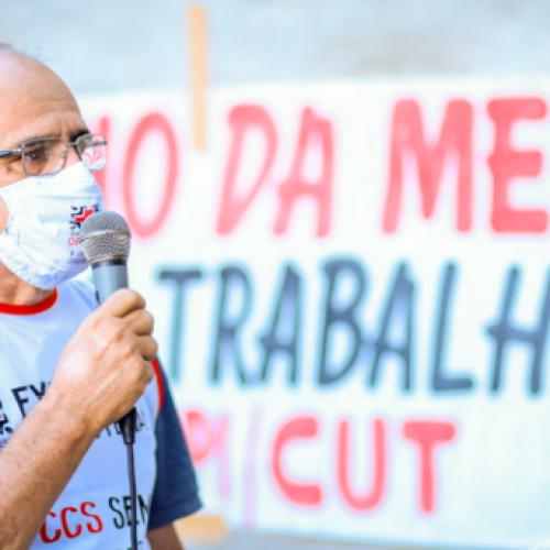 Trabalhadores da Saúde decidem deflagrar greve no Piauí