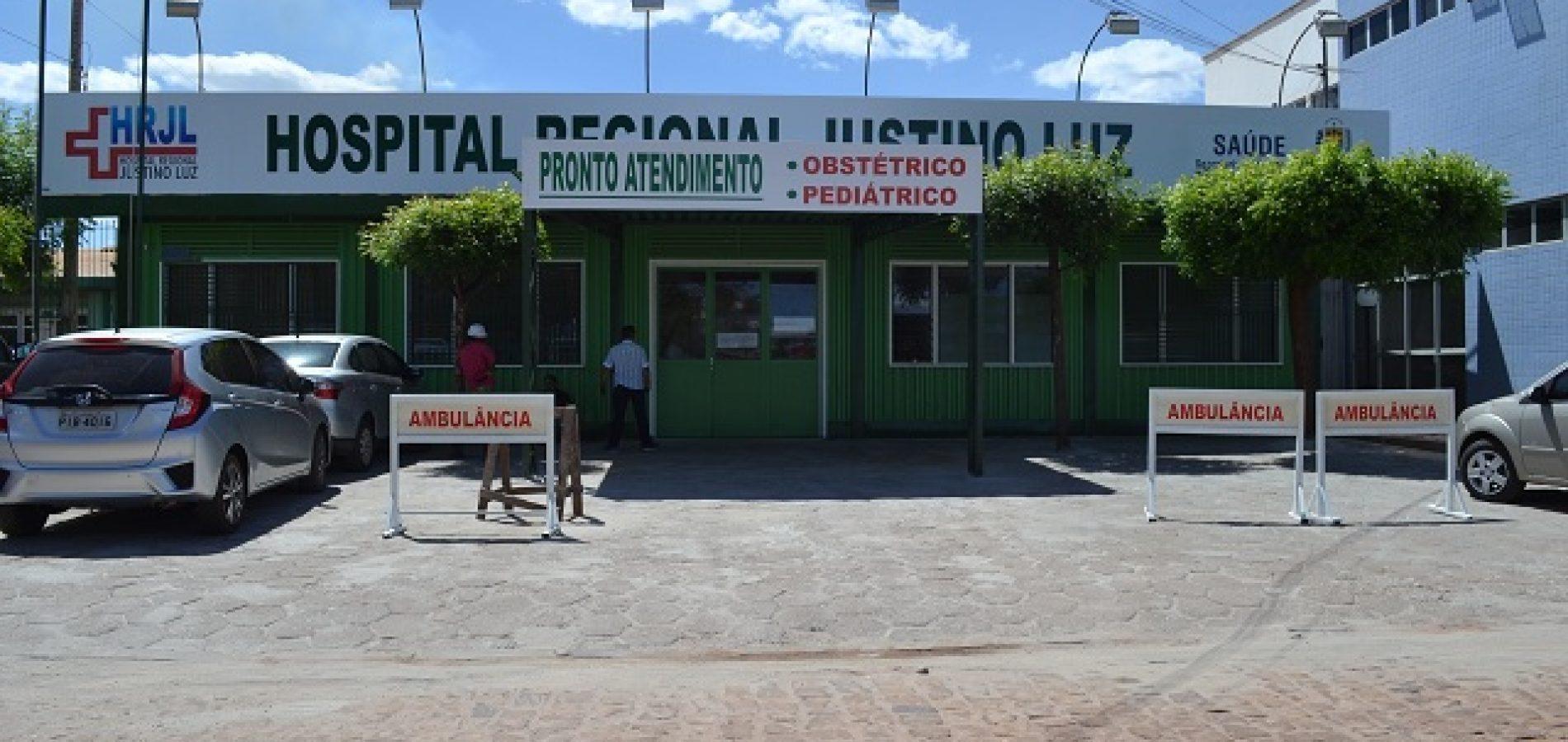 CORONAVÍRUS | Hospital Justino Luz registra cinco altas e dois novos óbitos em Picos