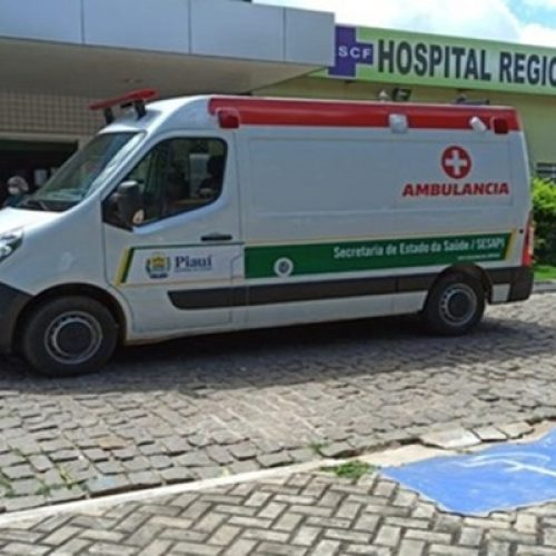 Paciente grave de Covid-19 percorre 340 km para conseguir oxigênio e leito de UTI no Sul do Piauí