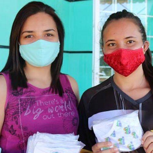 Prefeitura de Santana distribuirá mais de 4 mil máscaras