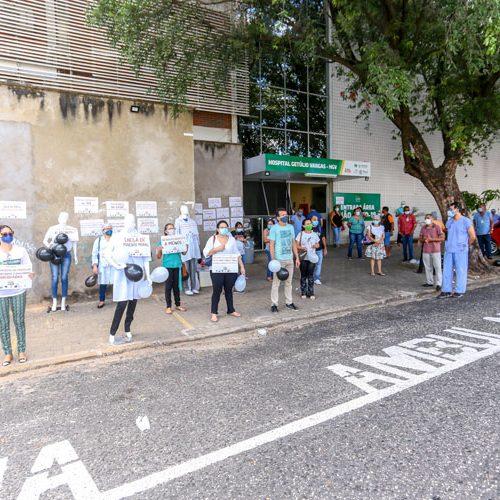 Sindicato convoca profissionais da saúde para assembleia e pode deflagrar greve