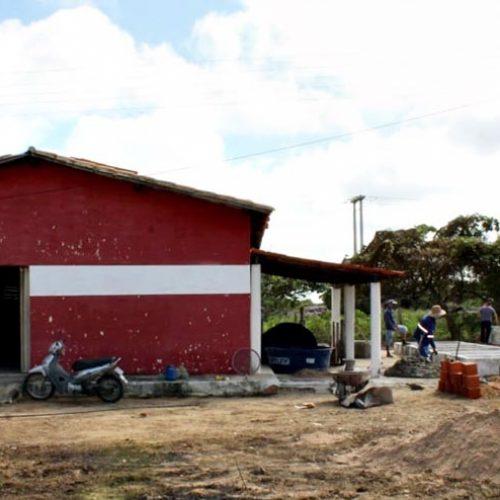 Prefeitura de Vila Nova inicia reforma e ampliação da Fábrica de Farinha para incentivo a agricultura familiar
