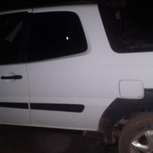 Bandidos assaltam família em Francisco Santos e após fuga abandonam veículo na BR-020