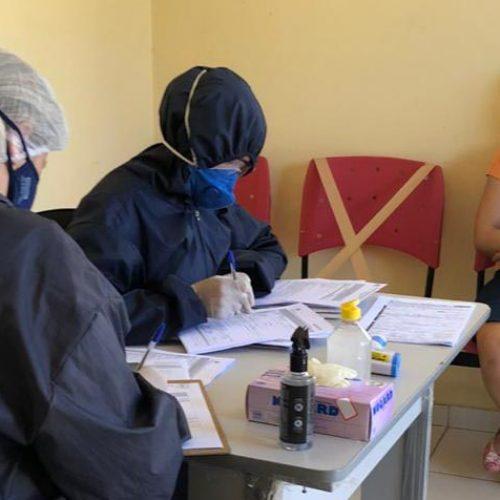 Prefeitura de Vila Nova realiza 282 testes, inicia Busca Ativa em comerciantes e abre 'Unidade Exclusiva de Atendimento à Covid-19'