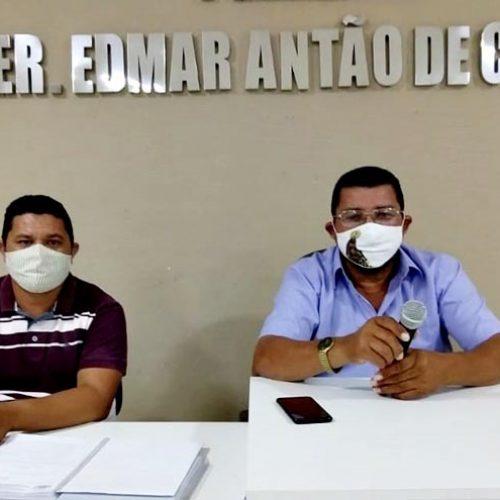 Câmara de Francisco Macedo aprova LDO e inicia o recesso parlamentar